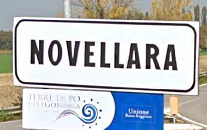 NOVELLARA (RE) – Via Pajetta