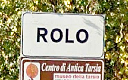ROLO (RE) – Via Falcone e Via Corbella